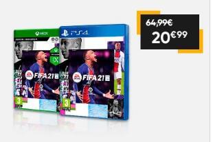 FIFA 21 todas las plataformas (PS4, PS5, Xbox, Nintendo Switch, PC)