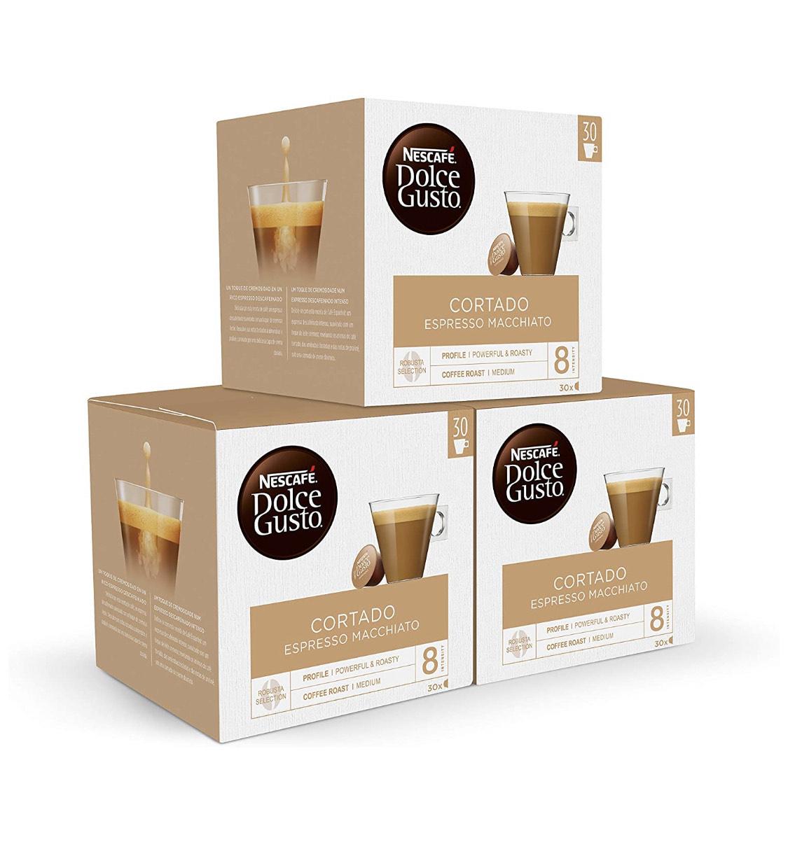 Espresso - Cápsulas de Café - 3 x 30 - 90 Cápsulas