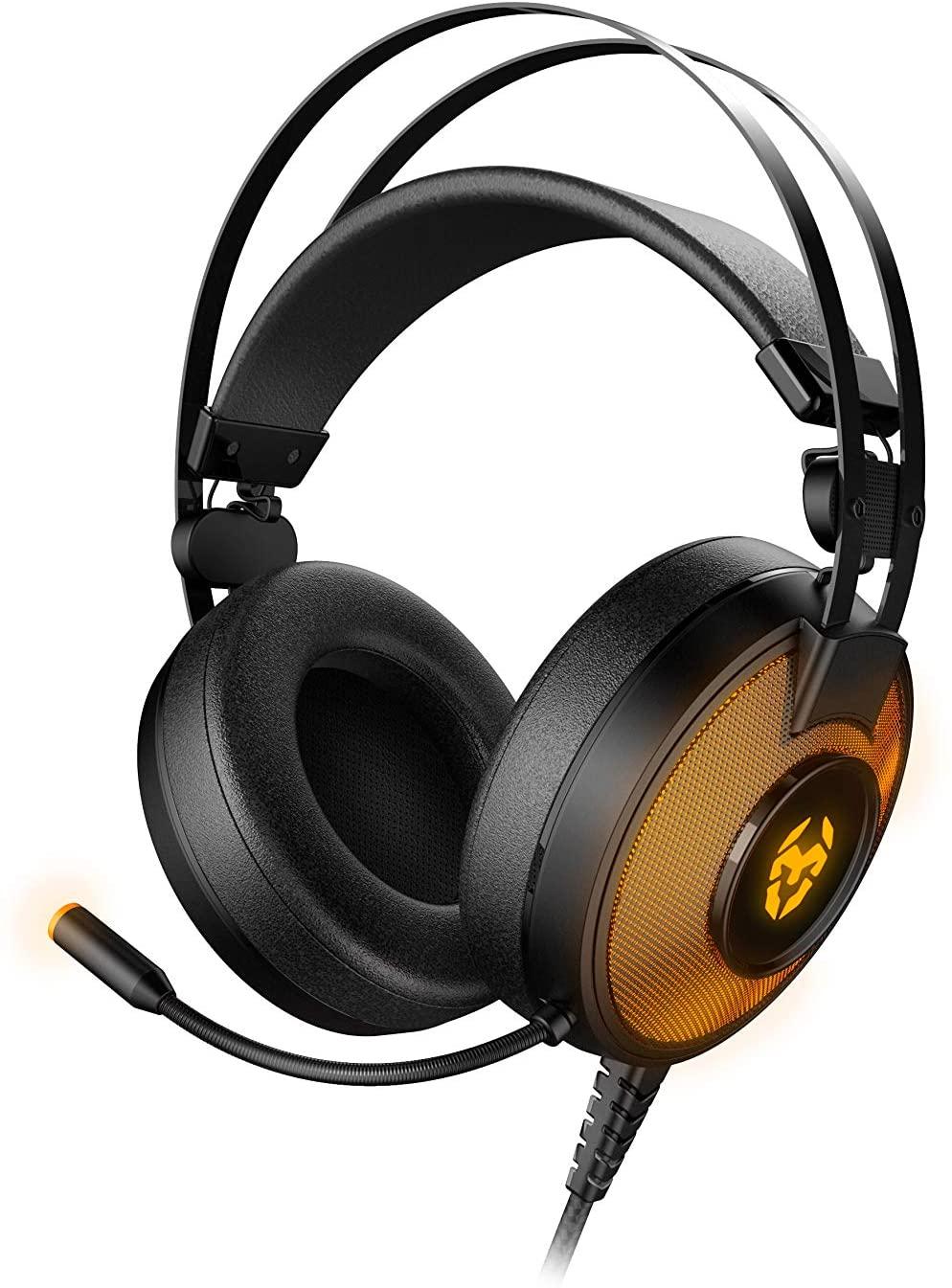 Auriculares KROM RGB sonido 7.1 solo 12.6€