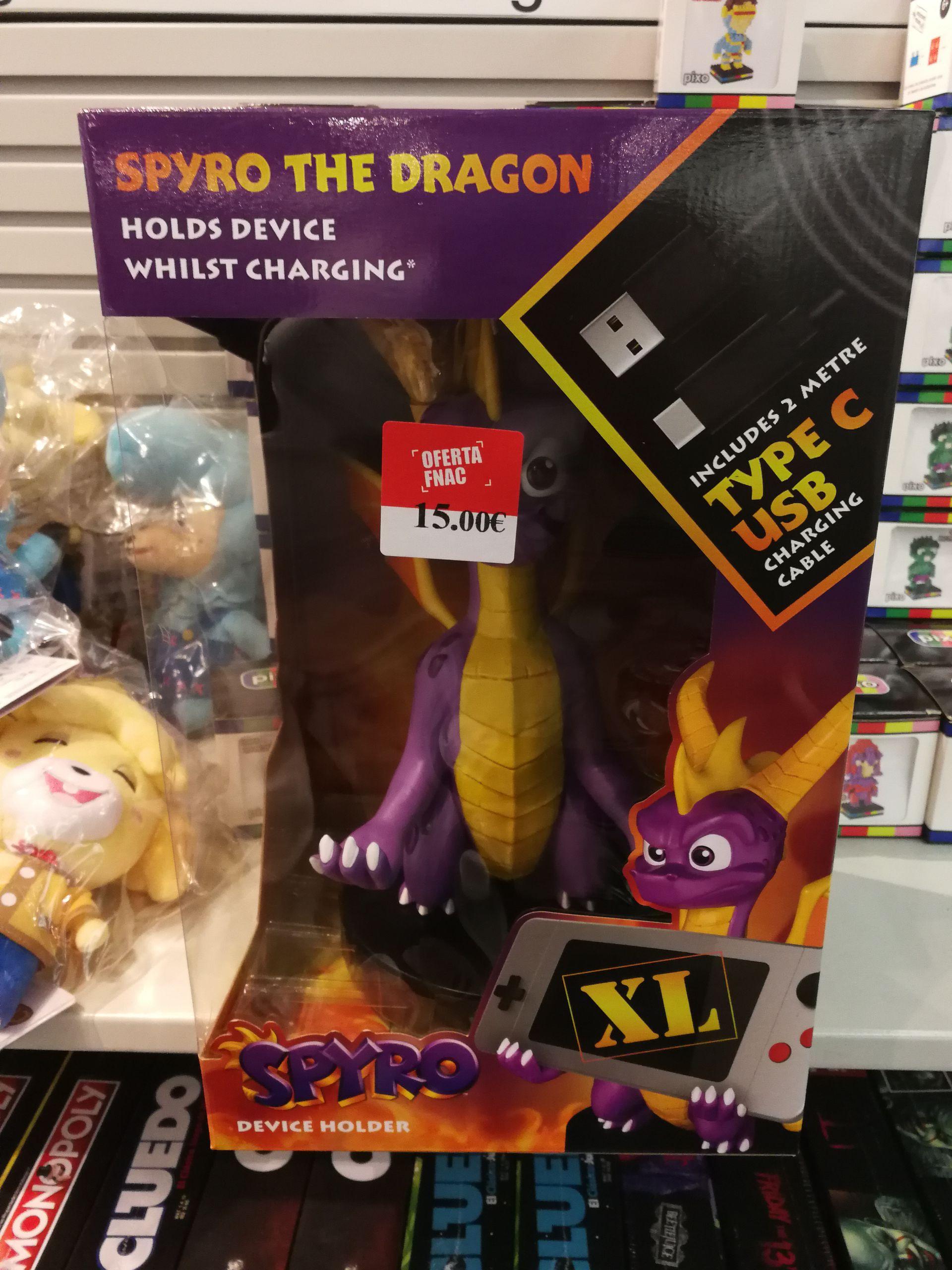 Sujetador Móvil/tablet de Spyro el dragón