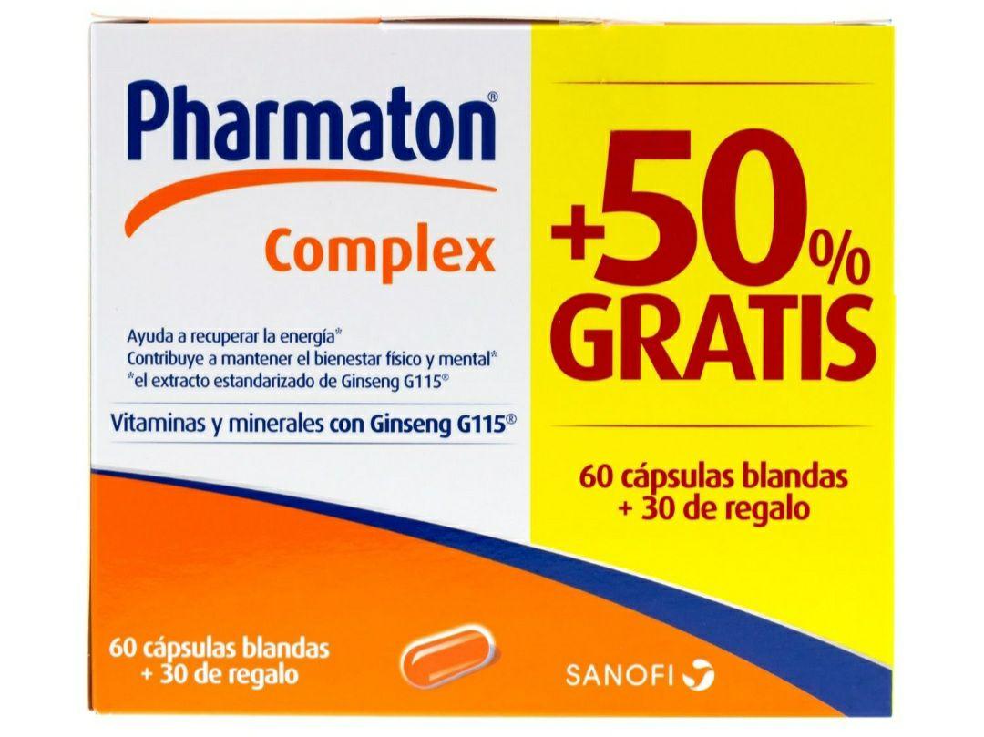 Pharmaton Complex + 50% Gratis