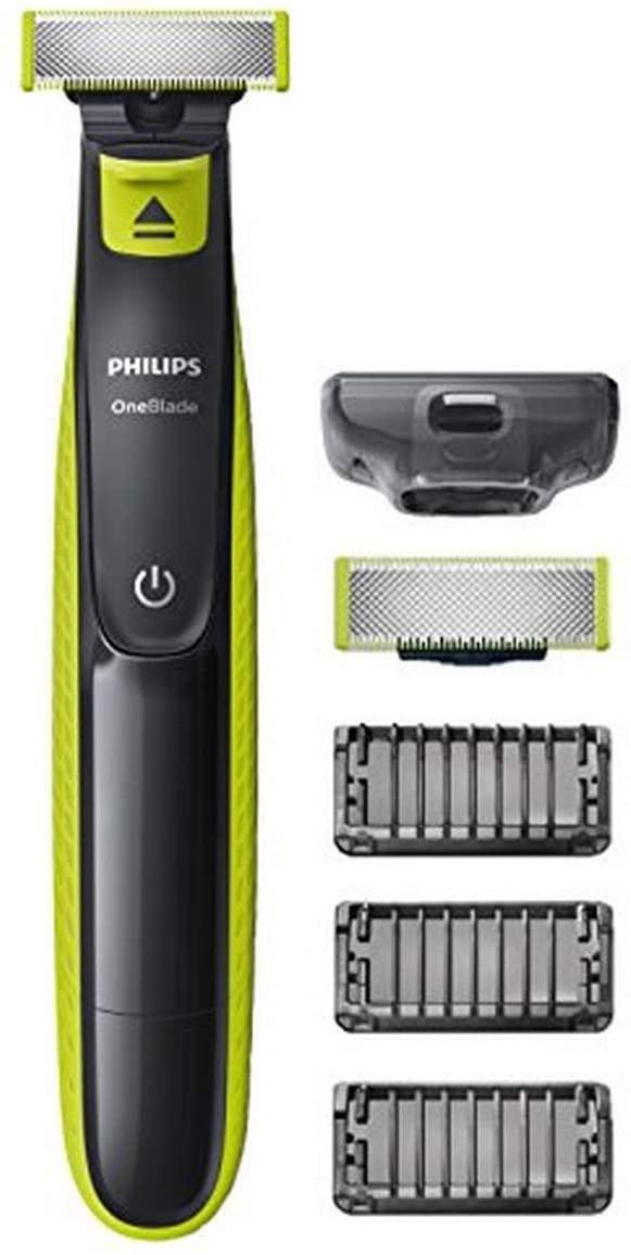 Philips OneBlade recortadora inalámbrica solo 25.9€
