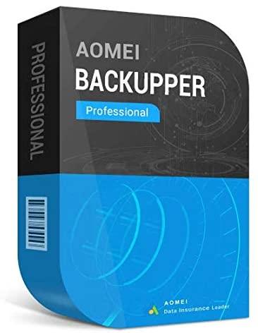 AOMEI Backupper Professional durante 1 año