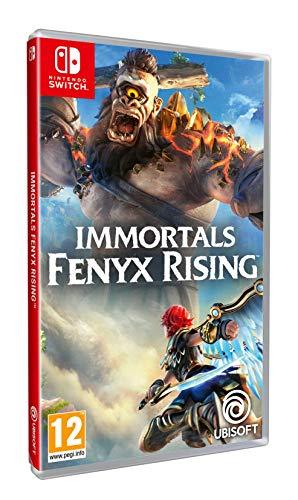 Immortals Fenyx Rising SWITCH. Producto Reacondicionado. Estado muy bueno.