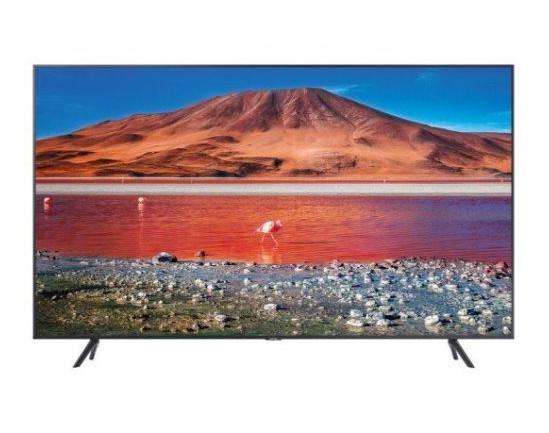 TV LED 75'' Samsung UE75TU7105 4K UHD (Dolby Digital Plus, HDR10+, Compatible Google y Alexa)
