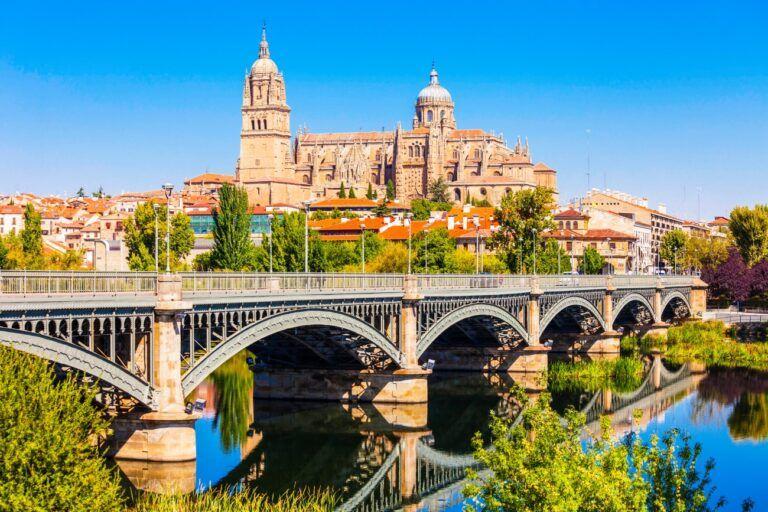 Vacaciones Salamanca Desde 8,25€/Persona Cancelación Gratuita