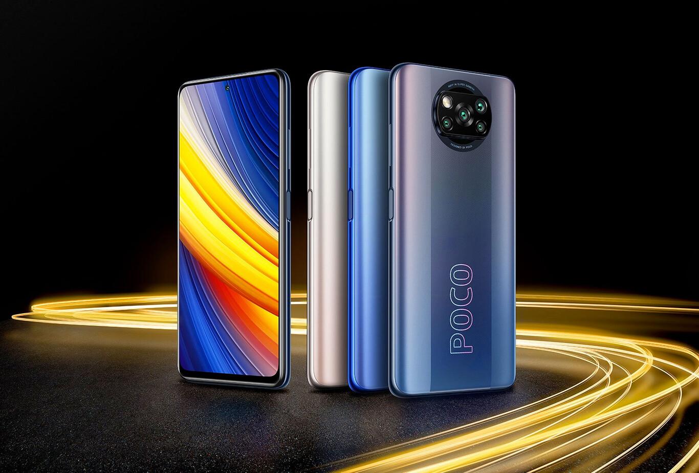 POCO X3 PRO 6GB 128GB (DEL 6 AL 9 DE ABRIL)