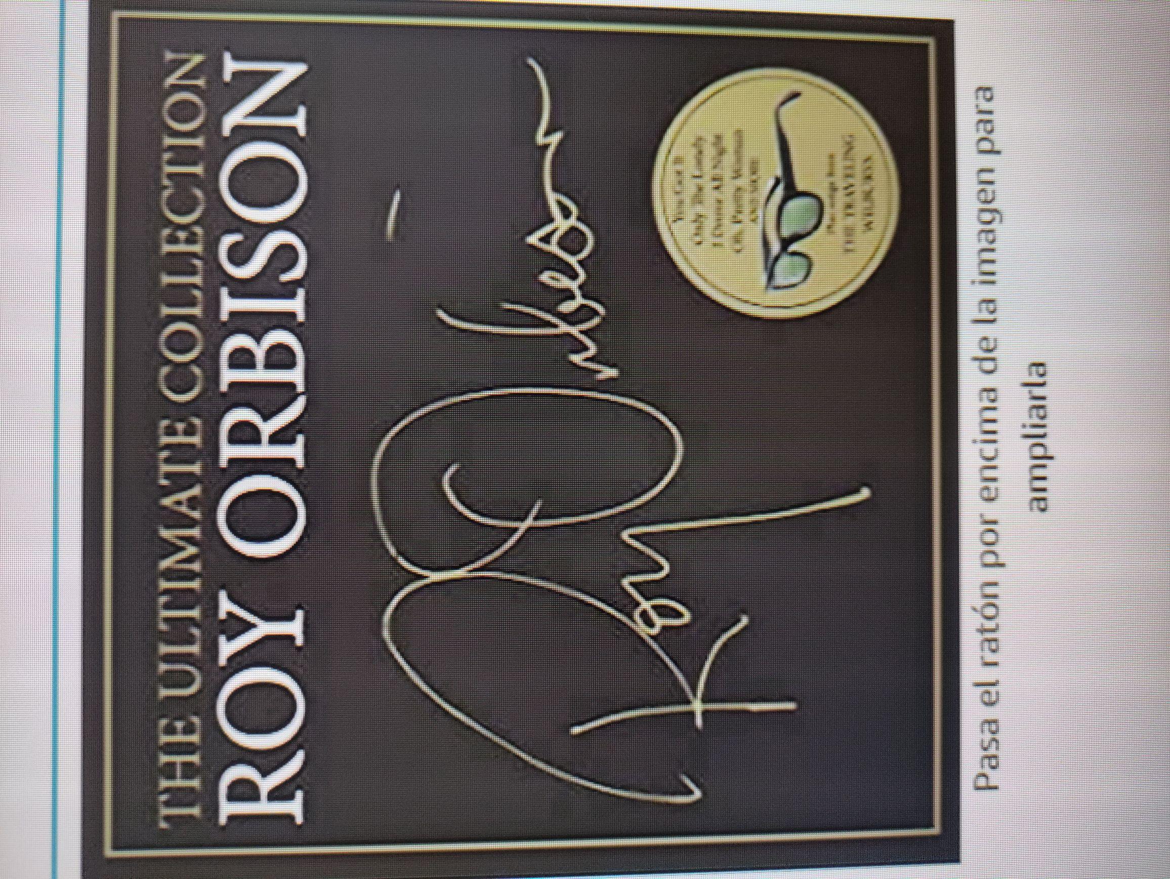 Vinilo: The Ultimate Roy Orbison