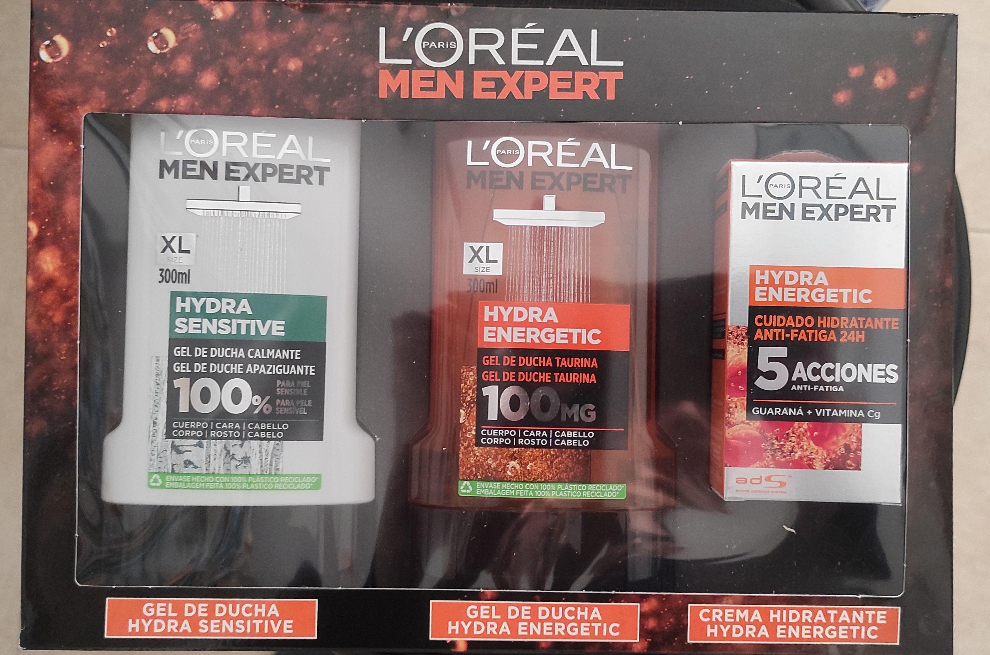 L'Oreal Men Expert - Pack Hydra