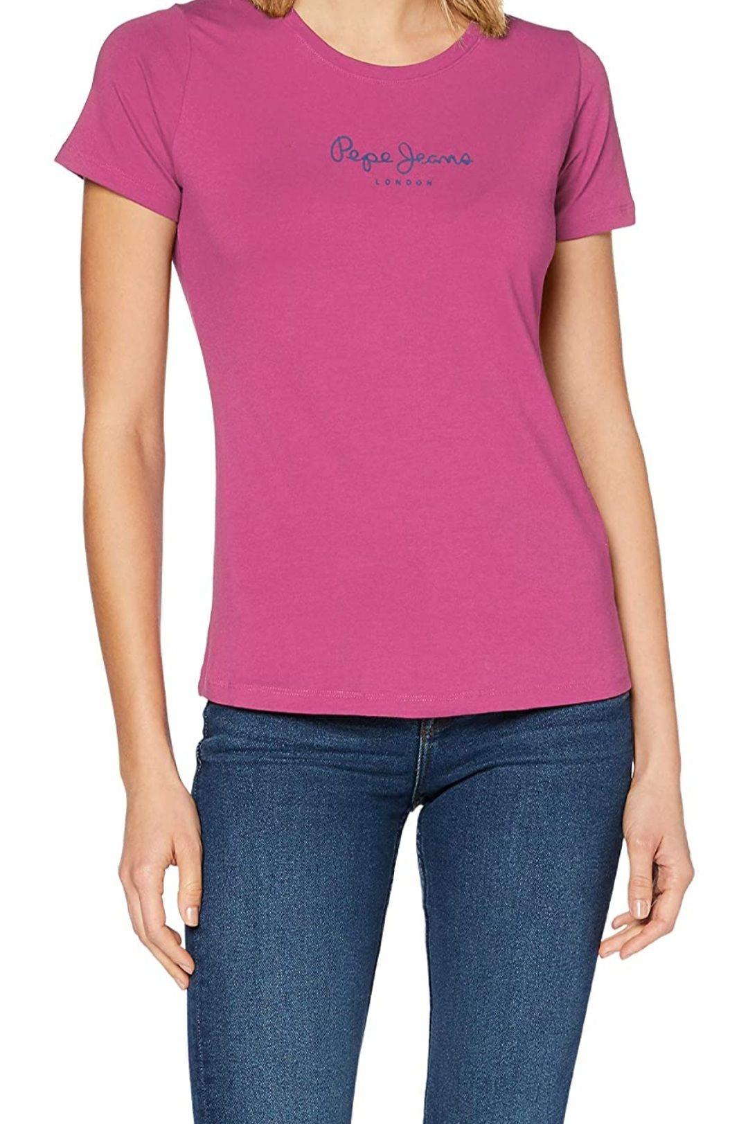 Camiseta Pepe Jeans mujer (Talla XS)