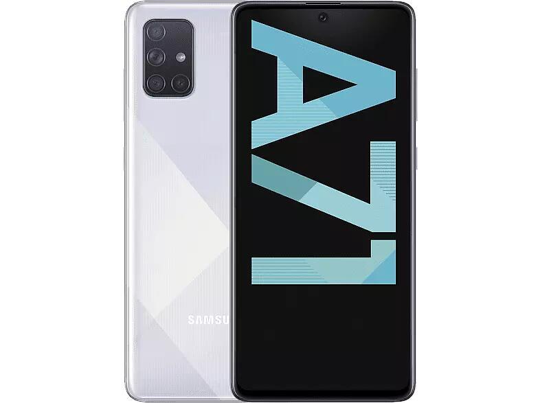 Samsung Galaxy A71 Negro 128 GB 6 GB RAM