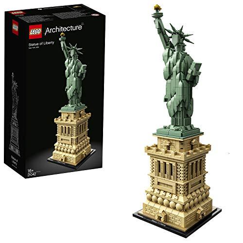Lego Architecture Estatua de la Libertad