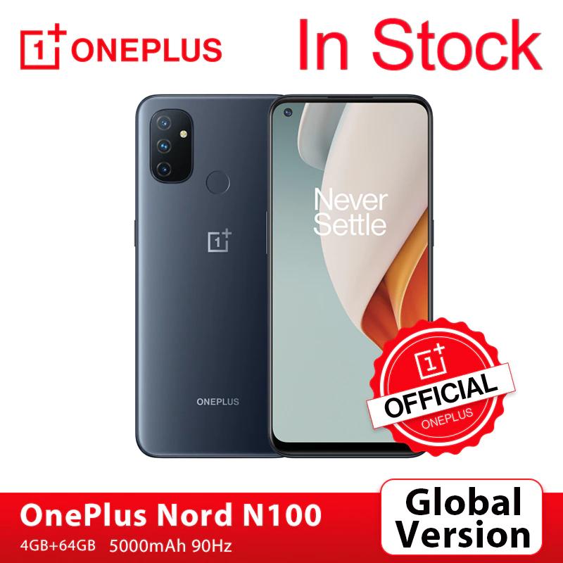 OnePlus Nord N100 4/64 desde España por 122,50€ (111€ desde China)