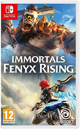 Immortals Fenyx Rising para switch
