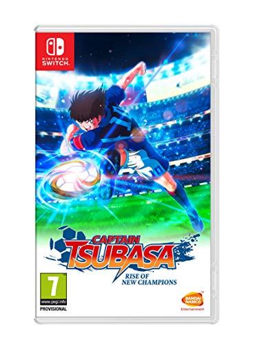 Captain TSUBASA: Rise of New Champions - Nintendo Switch [Importación italiana] Reacondicionado