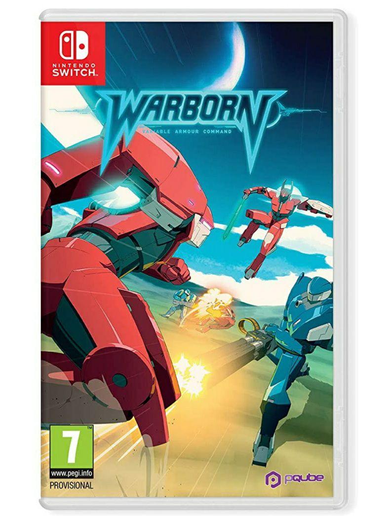 Warborn - Switch (Amazon y Mediamarkt)