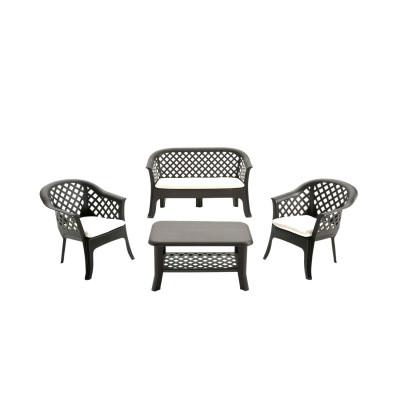 Conjunto de muebles de exterior