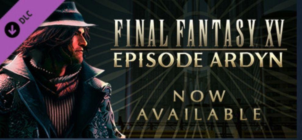 Episode Ardyn - Final Fantasy XV Steam