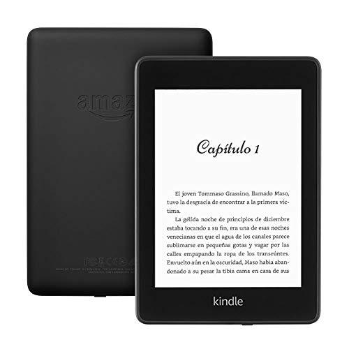 Kindle Paperwhite sin publi 8GB 114,99 € 32GB 134,99 € ||| Con publi 8GB 104,99 € 32 GB 144,99 €