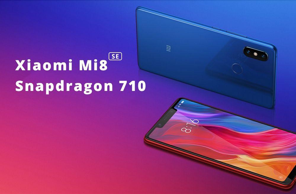 Xiaomi Mi8 SE 5.88 Pulgadas Snapdragon 710 4GB 64GB