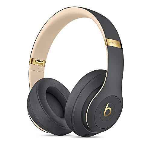 Beats Studio3 Wireless con cancelación de Ruido - Oro/Gris (Como nuevo - Amazon Warehouse)
