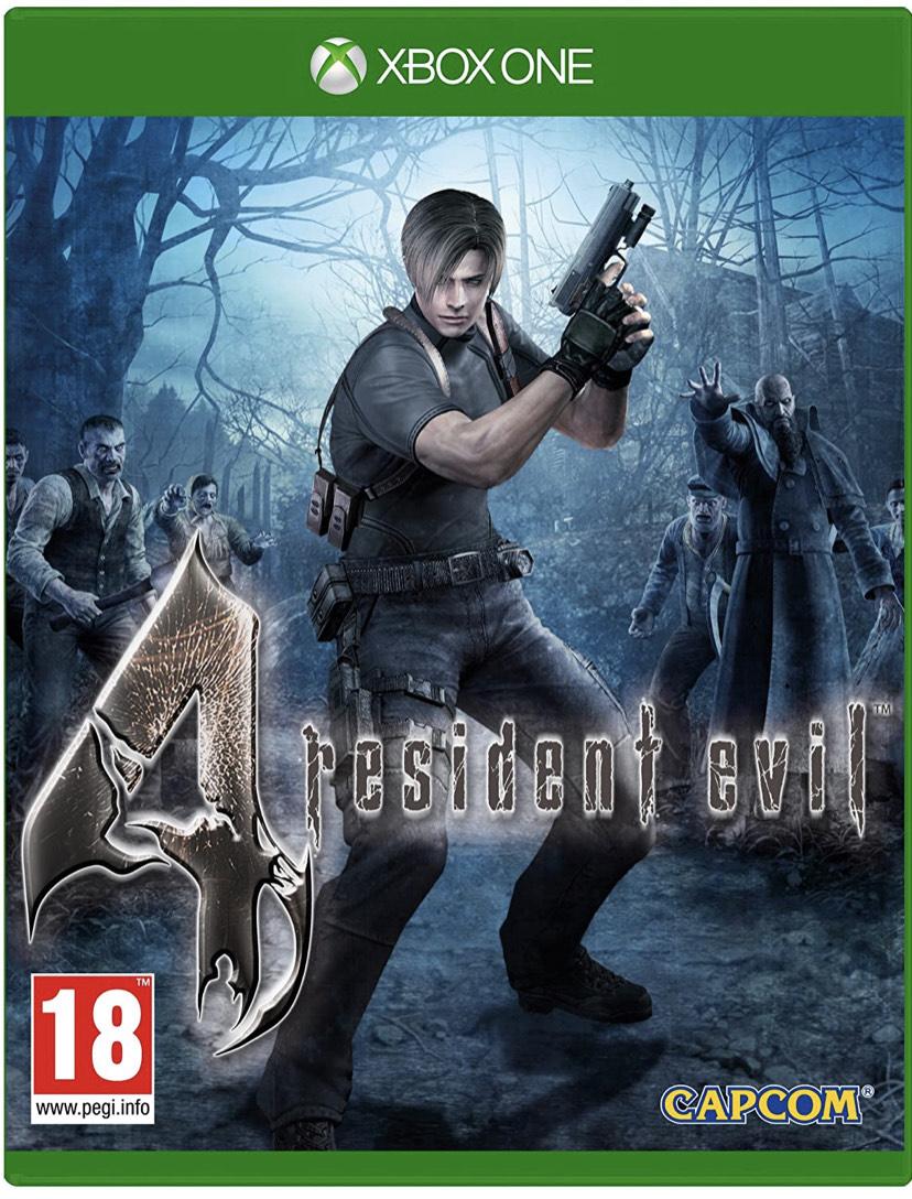 Resident Evil 4 HD [Importación Inglesa] Xbox
