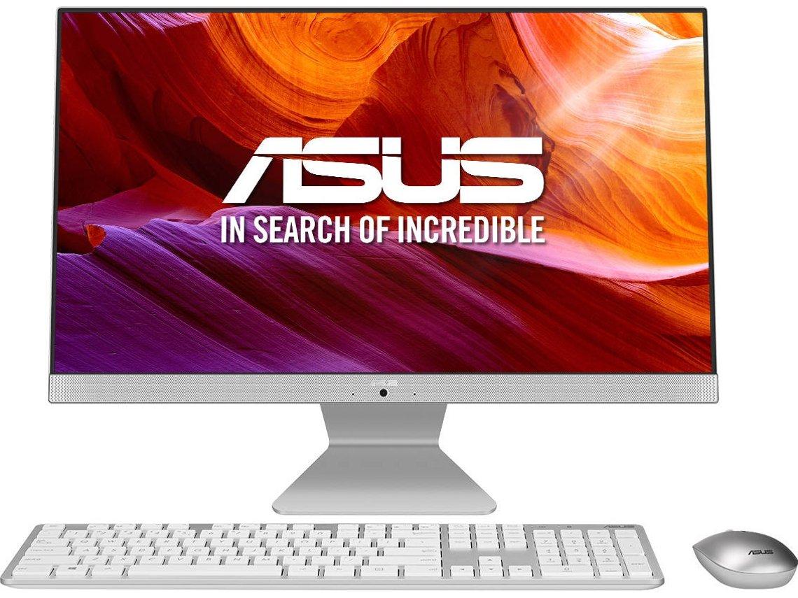 All in One ASUS M241DAK-WA201T (23.8'' - AMD Ryzen 7 3700U - RAM: 16 GB - 512 GB SSD - AMD Radeon RX Vega 10)