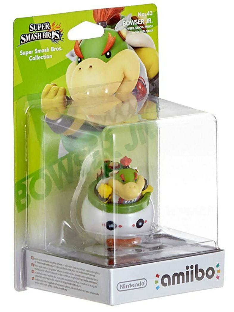 Amiibo Bowser Jr. (Switch)