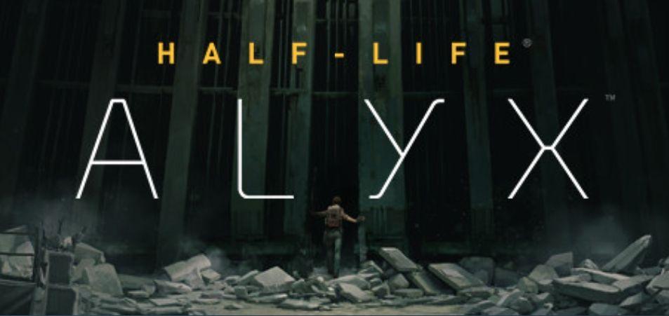Half-Life Alyx 40%