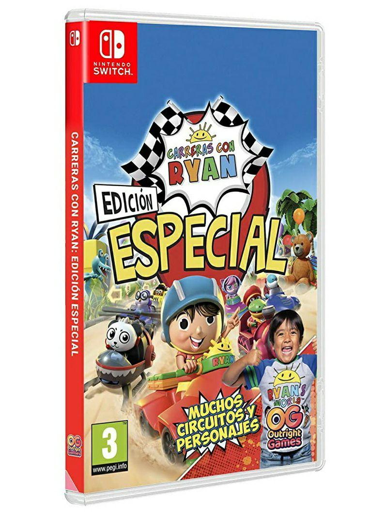 Carreras Con Ryan Edición Especial (Switch)
