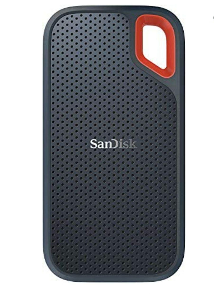 SanDisk Extreme SSD portátil 1TB (Envío incluido)