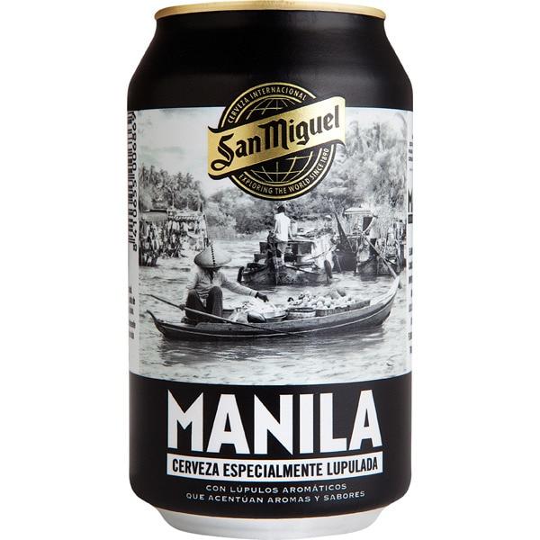 Cerveza Manila --> 2a ud al 50% + 25% Bonificación por +15€