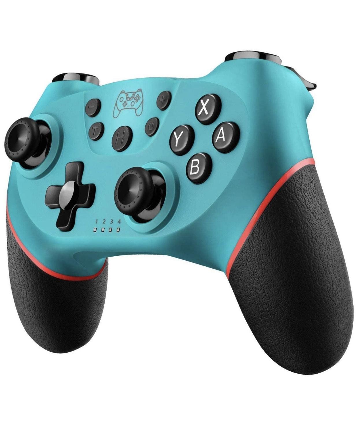 Mando Compatible para Nintendo Switch Wireless Bluetooth Pro Controller