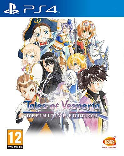Tales of Vesperia: Definitive Edition - PlayStation 4 [Importación francesa]
