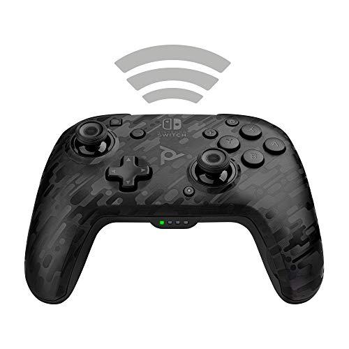 PDP Gaming - Mando Faceoff Wireless Deluxe Con Licencia Oficial Nintendo Switch REACONDICIONADO