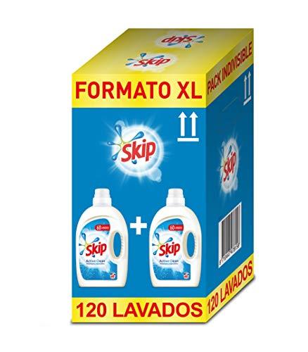 Detergente SKIP 120 lavados +20%!!