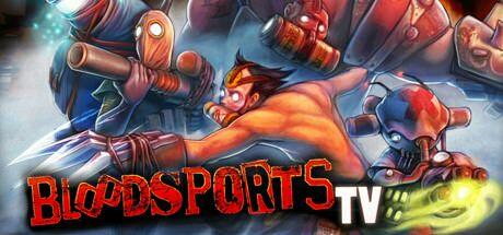 Bloodsport.tv (key gratis para  Steam) (juego con críticas muy positivas)