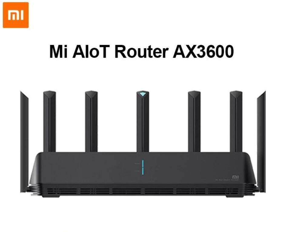 Router Xiaomi AX3600 WiFi 6 [DESDE EUROPA]