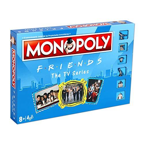 Monopoly Friends (The TV Series) - Juego de Mesa