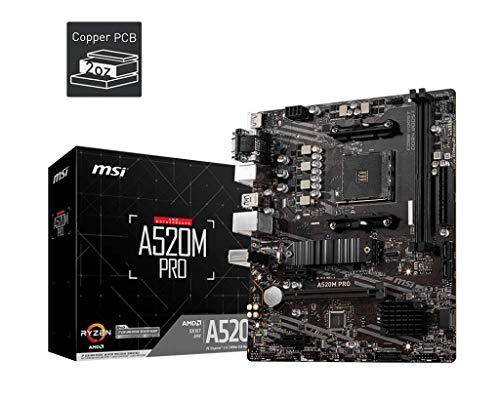 Placa Base MSI A520M Pro ( Ryzen)