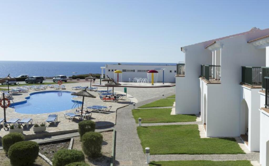 Junio Menorca Media Pensión 188€/p= 4 noches en hotel 4* + vuelos desde Valencia