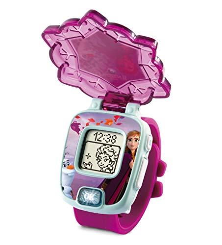 VTech - Frozen II, Reloj mágico educativo Anna