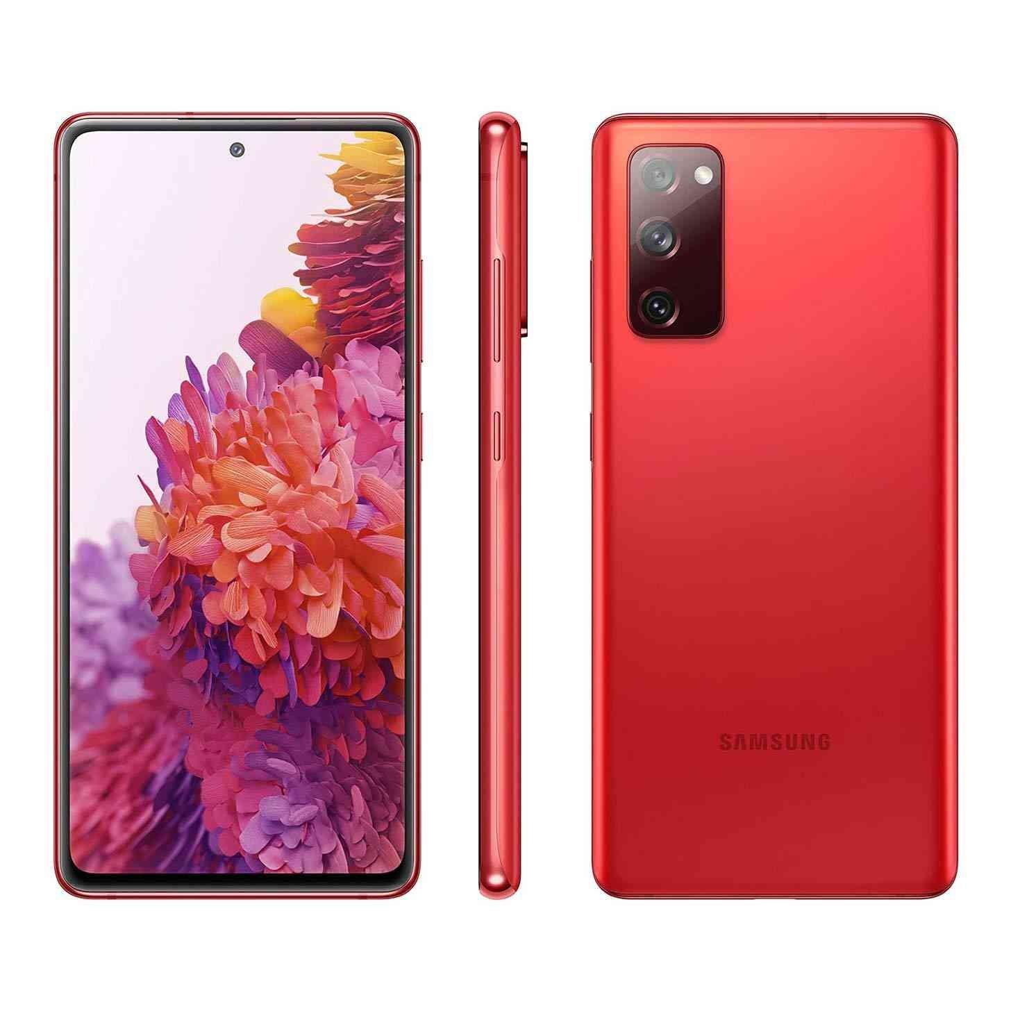 Samsung Galaxy S20 FE 5G G781 6GB/128GB Dual Sim - Cloud Rojo