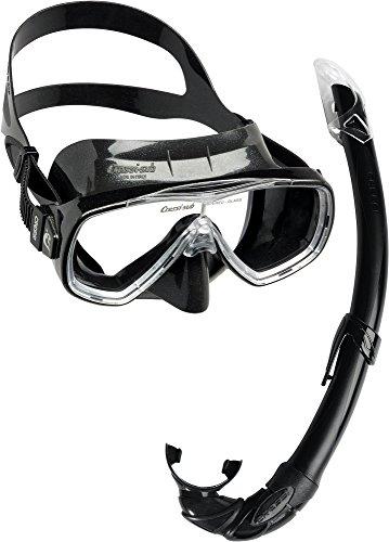 Kit de máscara y tubo para snorkelling
