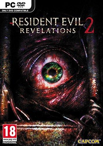 Resident Evil: Revelations 2 (disco con dlc + bonus)