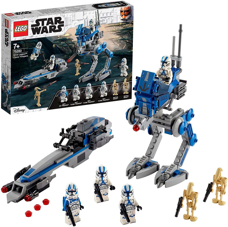 LEGO Star Wars Soldados Clon solo 12.9€