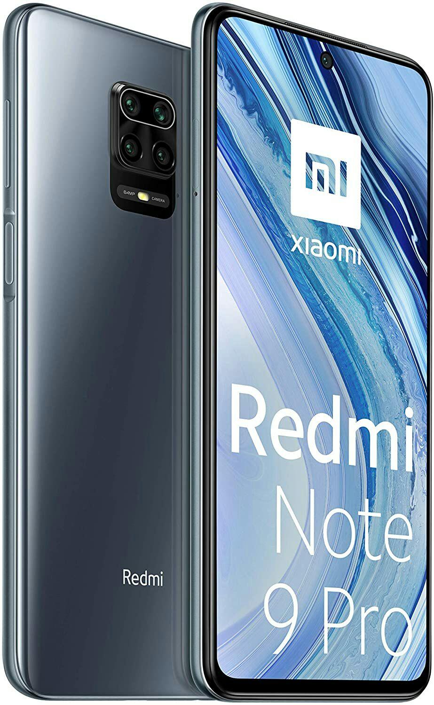Xiaomi Redmi Note 9 Pro - 6 GB+128 GB, Gris [Version Española]