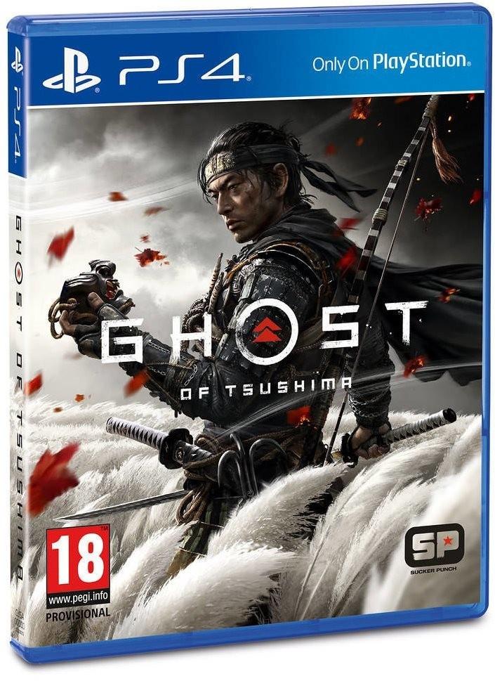 Ghost of tsushima PS4 [Descuento al tramitar]