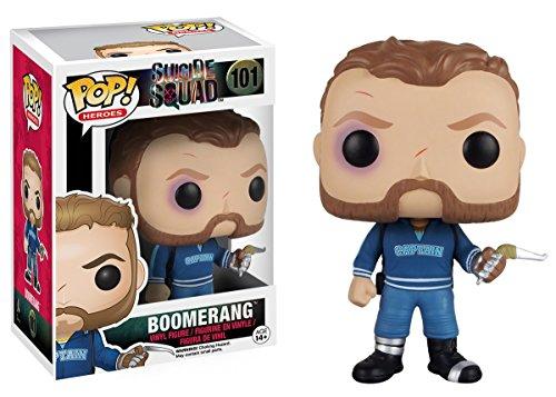 Figura POP! Vinilo - Suicide Squad: Boomerang
