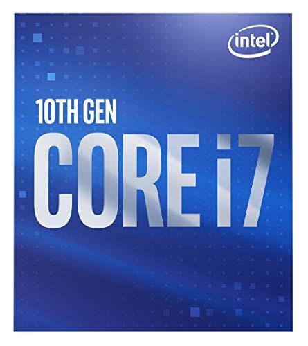 Procesador Intel Core i7-10700 - Procesador (2,90 GHz; Casquillo LGA1200; Caja de 65 W)
